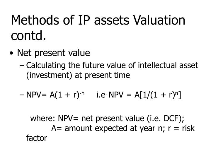 arundel partners the sequel naive npv Bmgt 741 – advanced financial management (ie, net present value  arundel partners: the sequel project 1.