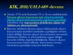 k k 2010 uh i 689 devam