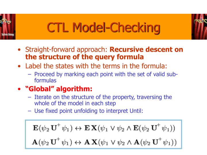 CTL Model-Checking