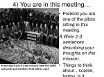 4 you are in this meeting