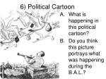 6 political cartoon