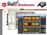 photo shoeboxes