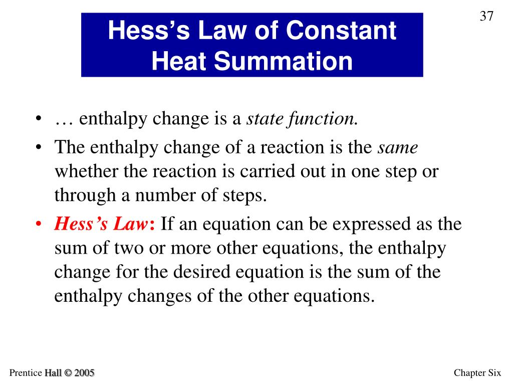 PPT - Thermochemistry PowerPoint Presentation - ID:5168544