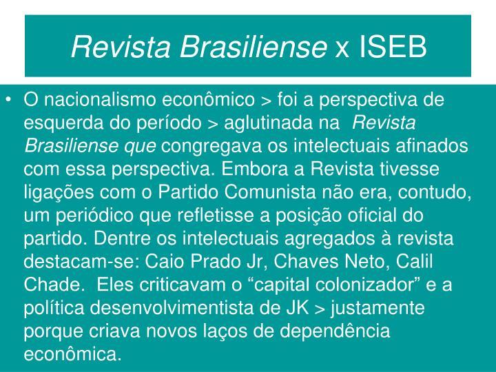 Revista Brasiliense