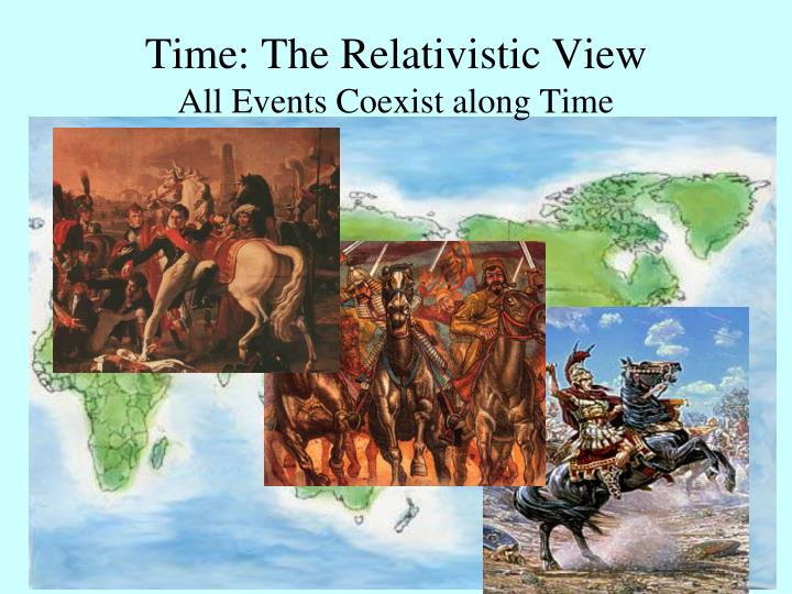 Time: The Relativistic View