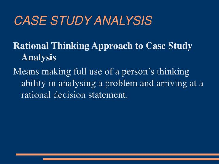analyse the case study and descriptive approach to research Description of various approaches and methods in case study more useful in qualitative research.