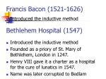 francis bacon 1521 1626