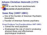 johann christian heinroth 1773 1843