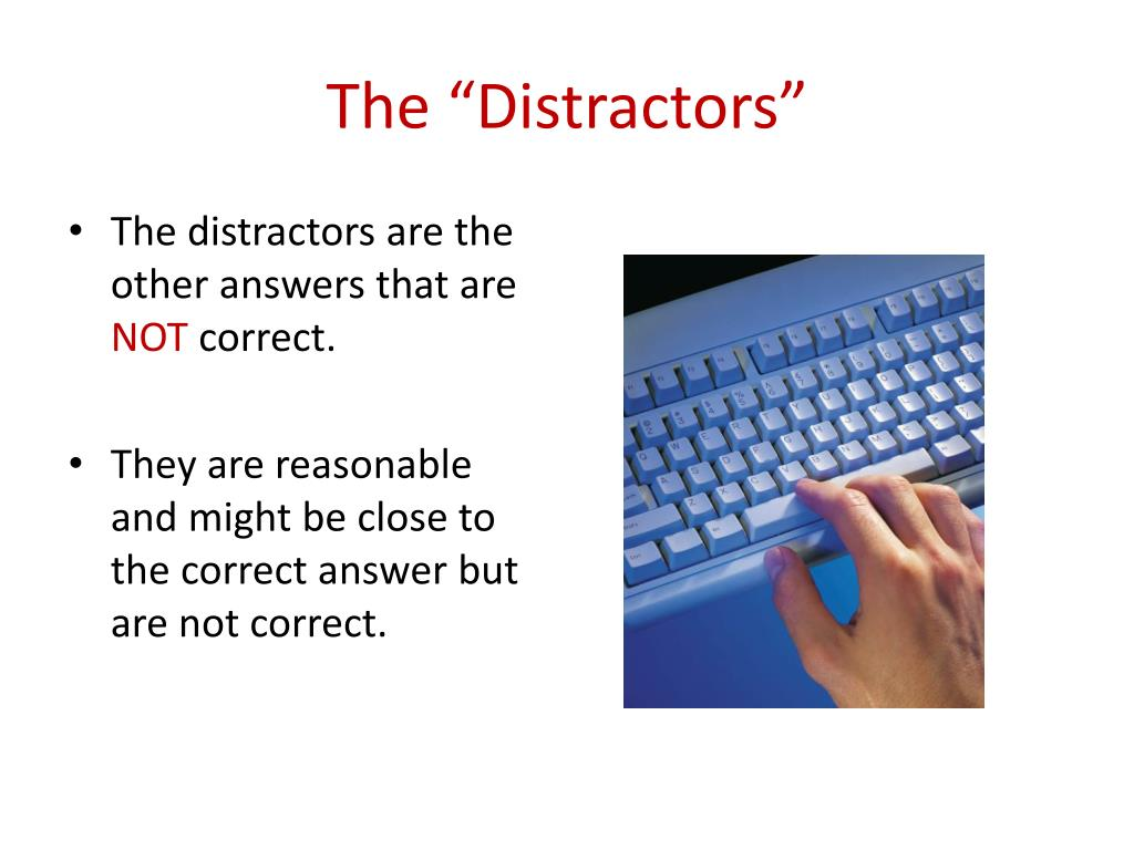 ase pass certification tests take distractors correct ppt powerpoint presentation