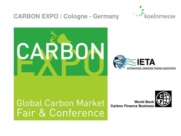 Carbon expo cologne germany