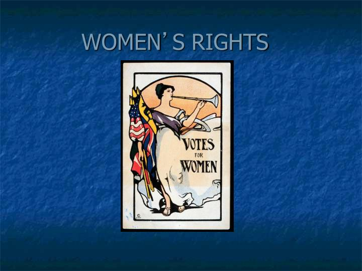 women s rights n.