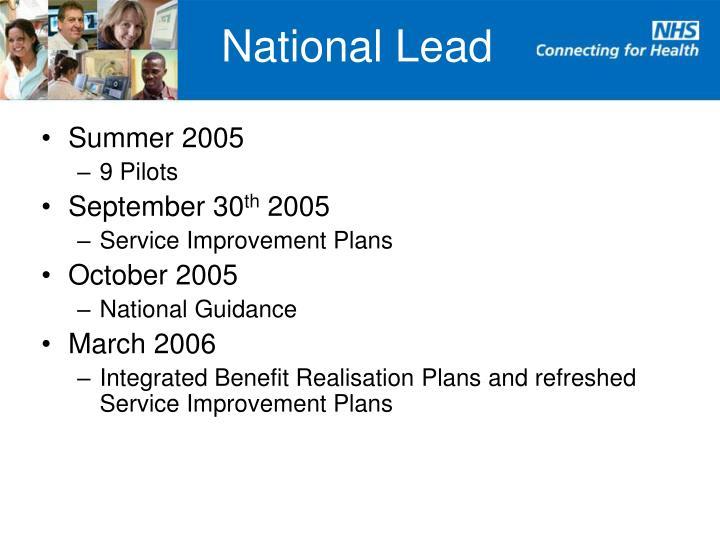 National Lead