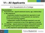 v1 all applicants