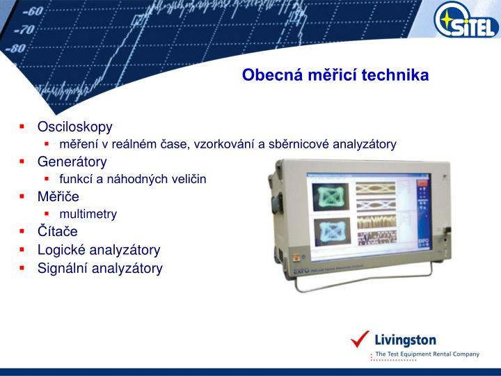 Osciloskopy