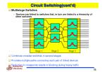 circuit switching cont d5