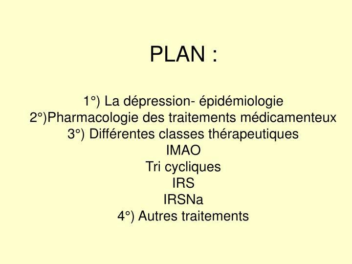 PLAN :