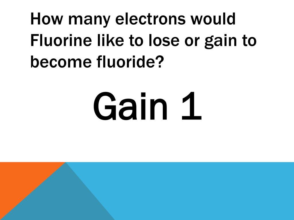 Sodium Valence Electrons