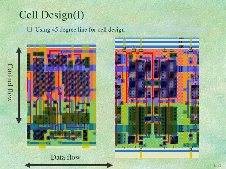 Cell Design(I)