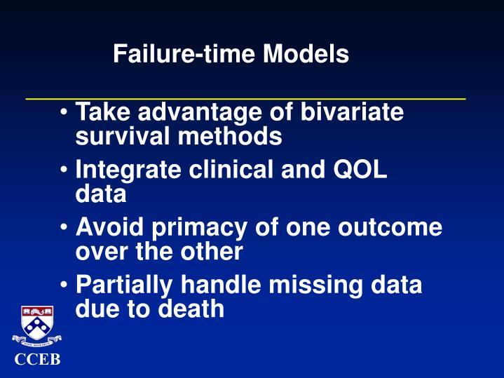 Failure-time Models