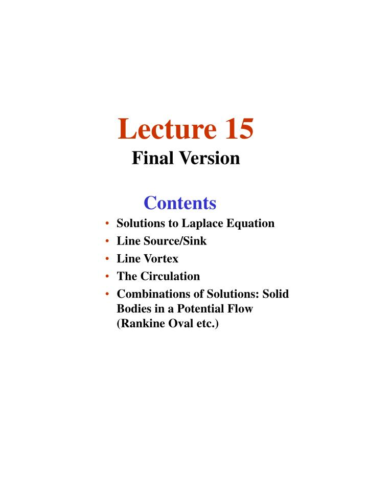 lecture 15 final version n.