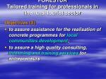 forestur tailored training for professionals in the rural tourist sector2