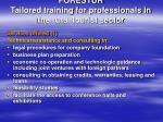 forestur tailored training for professionals in the rural tourist sector4