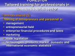 forestur tailored training for professionals in the rural tourist sector5