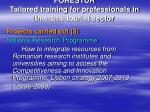 forestur tailored training for professionals in the rural tourist sector8
