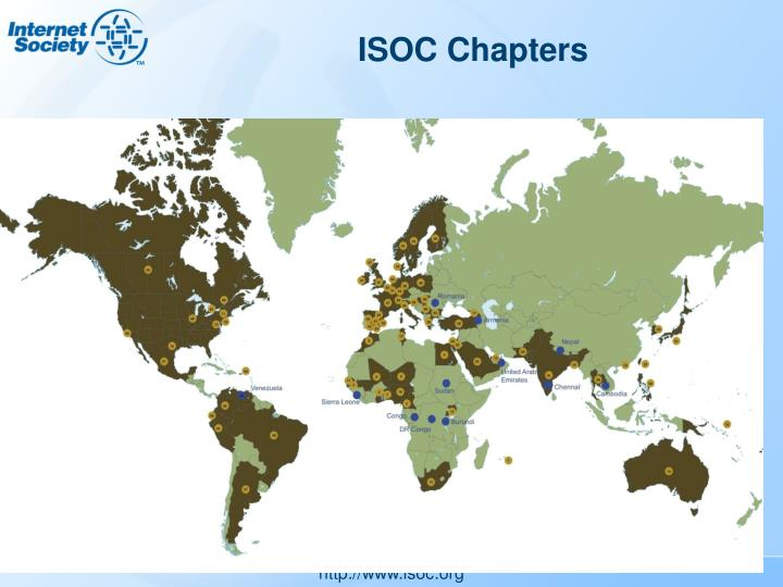ISOC Chapters