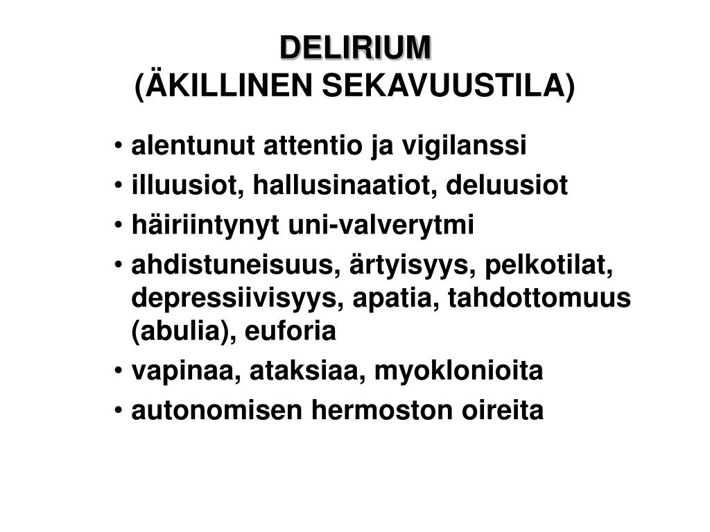 Perfuusiopaine