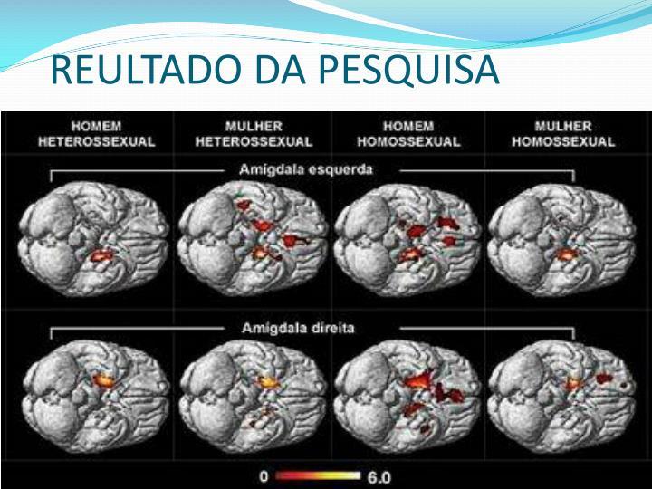 REULTADO DA PESQUISA