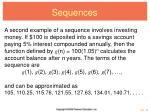 sequences1