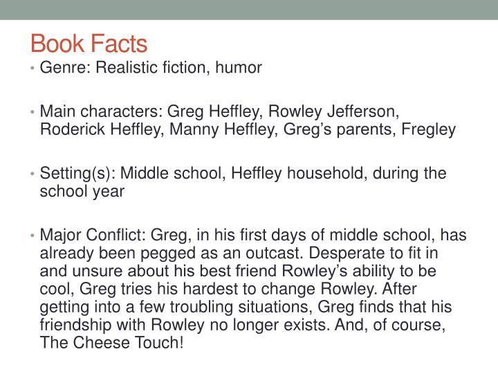 the major conflict in diary of wimpy kid I expect winton and flanagan to battle out most of the major australian literary   but before that, another conflict: henry reynolds's forgotten war is an  by terry  denton, and jeff kinney's diary of a wimpy kid: hard luck.