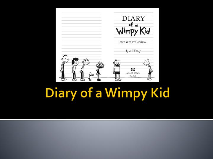 diary of a wimpy kid n.