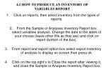 4 2 how to produce an inventory of variables report
