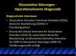 dissoziative st rungen operationalisierte diagnostik2