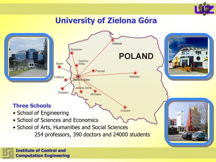 • School of Engineering