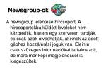 newsgroup ok