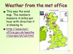 weather from the met office1