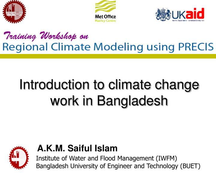 Ppt On Introduction To Bangladesh