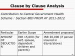 clause by clause analysis22