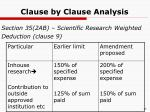 clause by clause analysis3