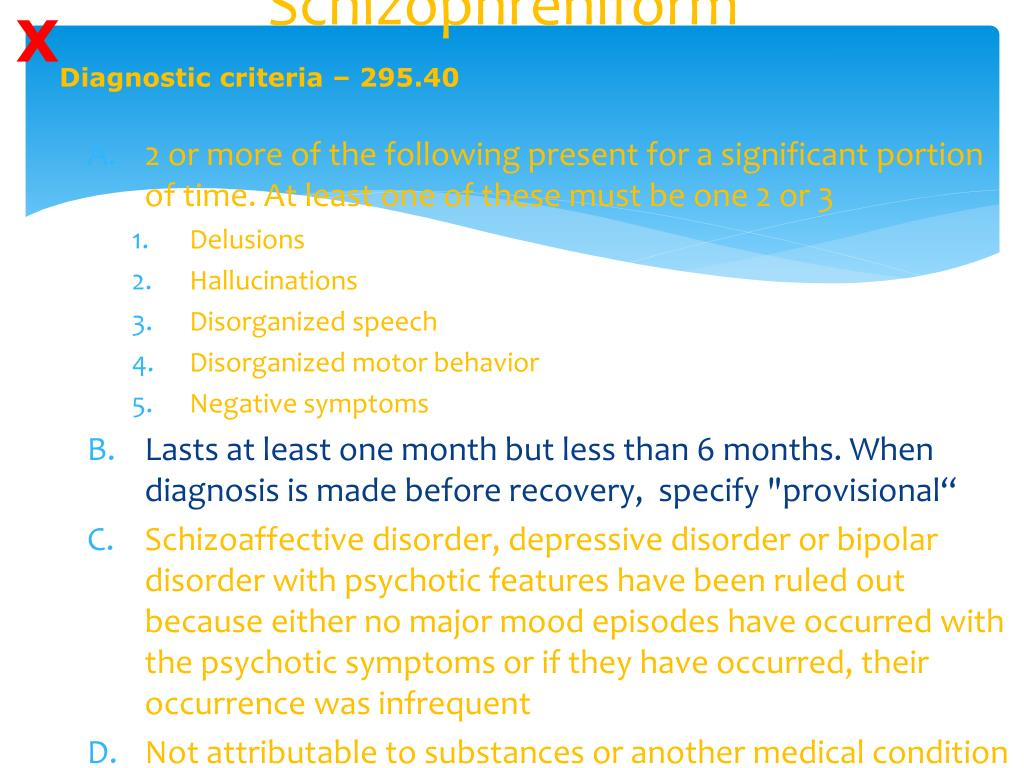PPT - Diagnostic groupings in the DSM 5 PowerPoint ...