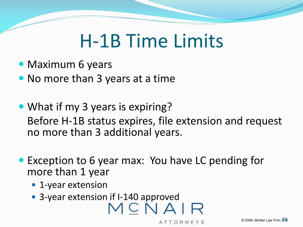 PPT - H-1B Visas and Permanent Residency PowerPoint Presentation