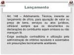 lan amento1