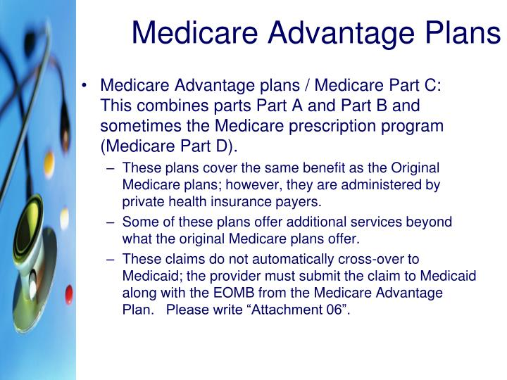 medicare advantage plans essay Medicare advantage the article i found is about medicare advantage and its main points are basically about how obama and some democrats think that it is.