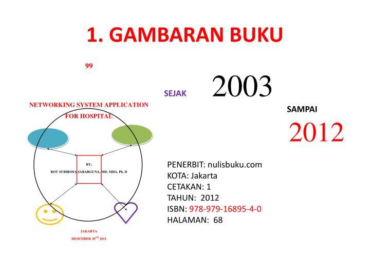 1. GAMBARAN BUKU