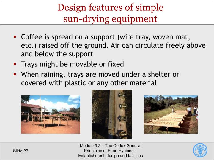 Design features of simple