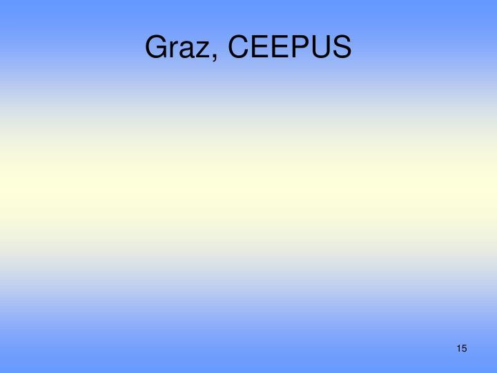 Graz, CEEPUS