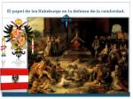 el papel de los habsburgo en la defensa de la catolicidad